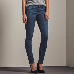 AG JEANS THE STILT CIGARETTE LEG JEAN